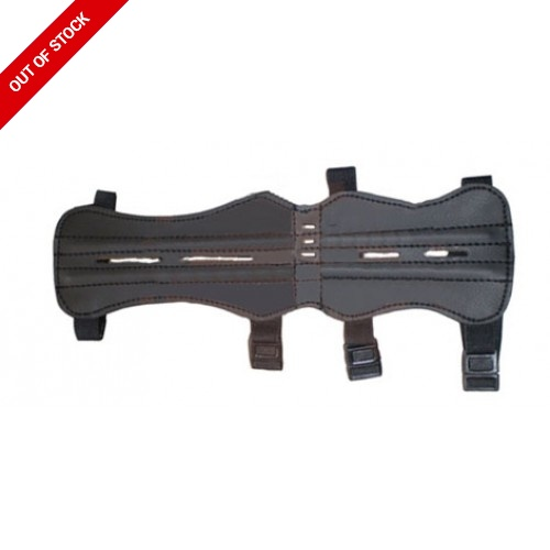AW 442 Non-Leather Vented Long Armguard