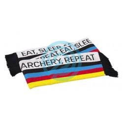 Socx Scarf Eat Sleep Archery Repeat