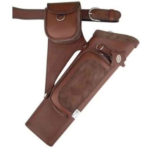 Gompy Leather Quiver PT18
