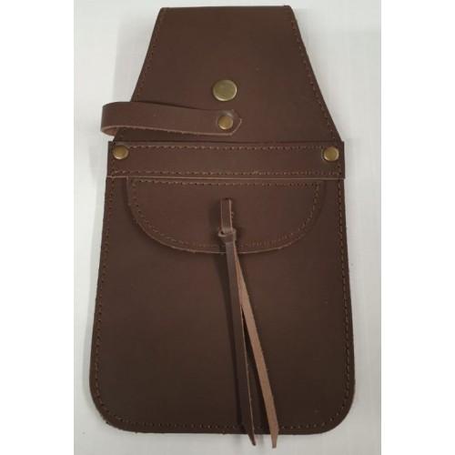Longshot Traditional Leather Pocket Quiver