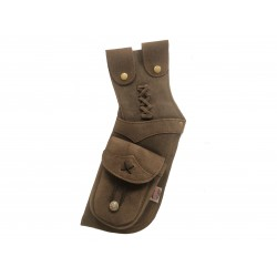 AW 4289 Suede Side Quiver