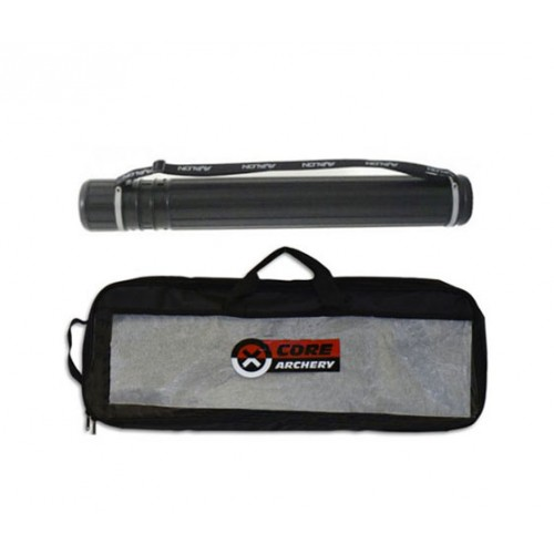 Core Take Down Bow Bag + Arrow Tube