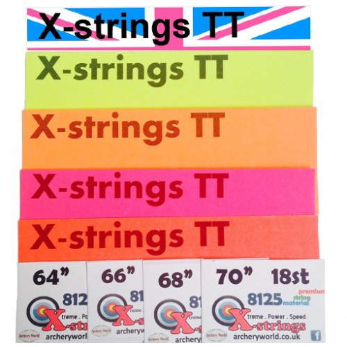 8125G X-String - Two Tone
