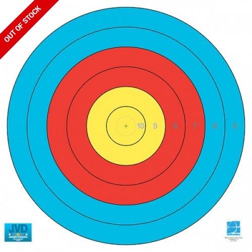 FITA 80cm 6 Ring Target Faces