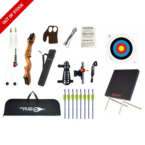 "Beginners Kit - Junior 58"" with Target"