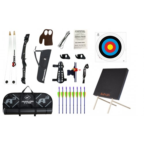 Club Kit 1A - Adult with Target