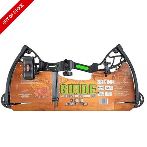PSE Guide Junior Compound Bow Kit