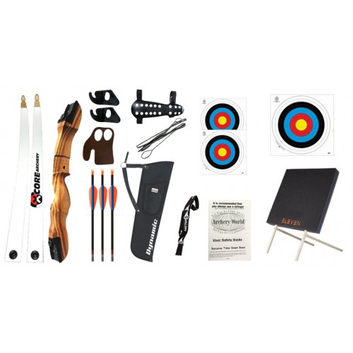 Essential Beginners Kit - Y/L - with Target