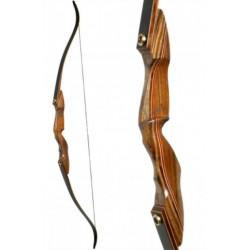"Longshot Archery Aspire Take Down Field Recurve Bow 62"""